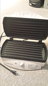 Hamilton beach grill