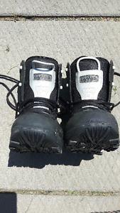 Lamar Snowboard Boots Size 7