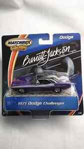 MATCHBOX DIE CAST BARRETT JACKSON1971 DODGE CHALLENGER 1:43 MINT