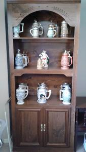 Bookcase, display shelf