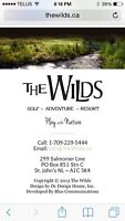 Golf pass for the Wilds (valid Monday-Thursday)