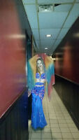 Belly Dancer for your Wedding, Birthday Party or Bachelorette