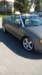2004 Audi A4 1.8T Coupe (2 door) Convertible -Gorgeous Vehicle