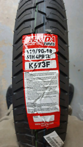 Motorcycle front tire 110/90-18