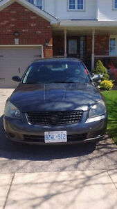 2005 Nissan Altima Sedan 2.5s As is- Will pass safety and etest