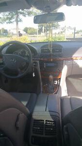 2003 Mercedes-Benz 500-Series Sedan Cambridge Kitchener Area image 9