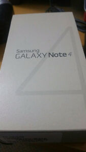 Galaxy Note 4  Wind mobile  (Good condition)