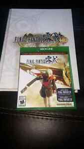Final fantasy 0 with strategy guide