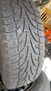 Tires set of 4 with rims 225/65/R16