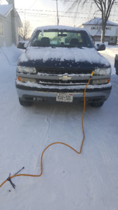2002 Chevrolet Silverado 1500 base Pickup Truck