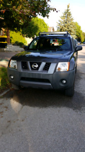 2007 Nissan xterra offroad addition