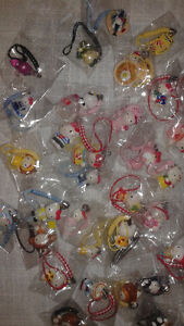 WHOLESALE LOT! HELLO KITTY CELL/TABLET CASE CHARMS and PLUGS West Island Greater Montréal image 4