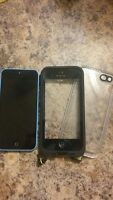 iPhone 5c and lifeproof