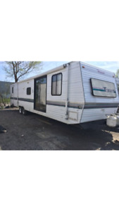 *** .36ft Terry trailer 2 bedroom / $4900 ****