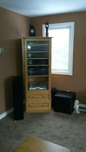 stereo cabinet  ( BEST OFFER ) London Ontario image 1