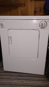 Kenmore apartment sized dryer