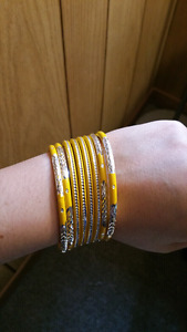 Nicely crafted bangles for sale