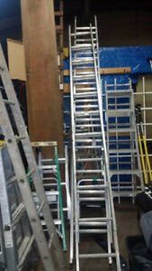 Aluminum Extension Ladders $120 +up