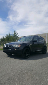 BMW X3 4x4 (intégral) PREMIUM PACKAGE 2005 3.0L FULL LOAD 6500$