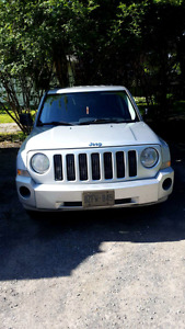 2008 Jeep Patriot SAFETIED + ETESTED