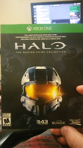 Halo 5  master chief collection and Halo 5  Guardians for sale
