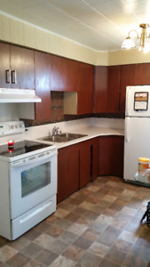 Three bedroom apartment available Dec. 1st