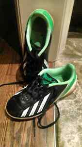Boys Indoor Soccer Shoes. (kids size 13)