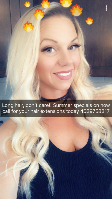 Hair Extensions Se Calgary Affordable Prices And Non Damaging