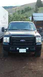 2005 Ford Excursion SUV, Crossover