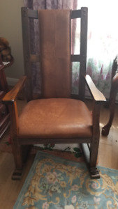 Comfortable rocking chair - Reduced price