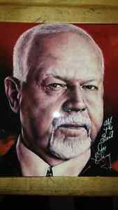 Autographed don cherry photos signed