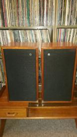 Castle Kendal main Hifi speakers