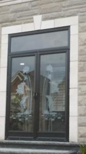 Door Porch enclosure Windows