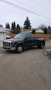 2008 ford f350 dually 2wd gas