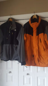 Men's North Face Ski Jacket