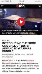 Call of Duty Advanced Warfare Limited Edition Console London Ontario image 4