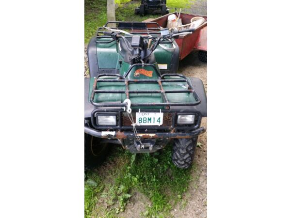 Used 1997 Arctic Cat Bearcat