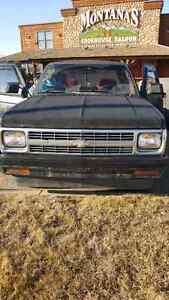 looking to trade my 92 chevy s10