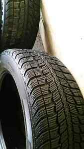215/55R17 federal himalayas WS2 winter tires
