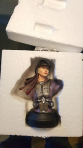 Star Wars Gentle Giant Zam Wesell Mini Bust ROTS AOTC
