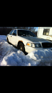crown vic for sale or trade