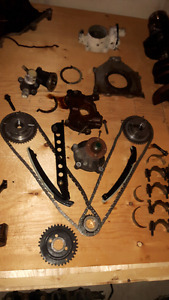 2005/ 2008  ford f 150   5.4L engine parts