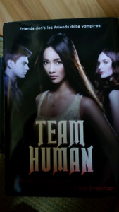 [Hard cover] Team human