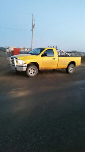 2003 Dodge Power Ram 1500 Reg Cab Pickup Truck Regina Regina Area image 3