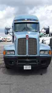 Kenworth t600 with cat C15