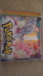 Pokemon The First Movie CD