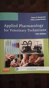 Veterinary Tech Textbooks