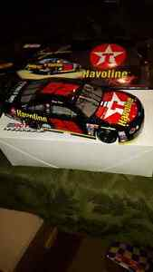 Vintage Nascar Die Cast Model Collection - All Three