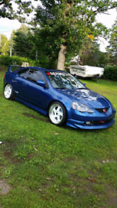 2003 Acura RSX type s Coupe (2 door)