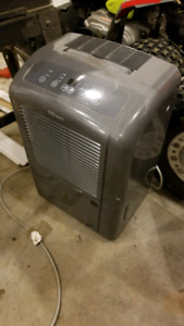 Great working dehumidifier